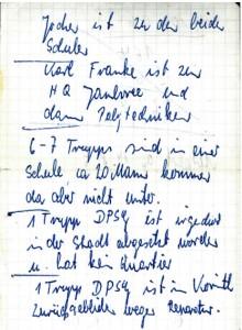 31 Jamboree 1963 Griechenland CP Pleiten und Pannen