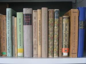 Buecherschrank VCP-Archiv