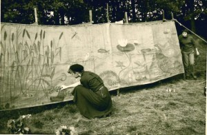 EMP Bundeslager 1957 Sachsenhain