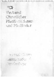 Schaeden im Archiv
