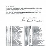 Dieses Flugblatt stammt aus den 50er Jahren und zeigt, wie schmerzhaft die Trennung der beiden deutschen Gebiete für viele Menschen gewesen sein muss.