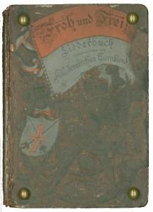 45 Liederbuch des Akademischen Turnbundes, Berlin 1897