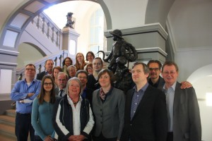 """Arbeitsgemeinschaft """"Archive in Nordhessen"""" im Rathaus Kassel"""