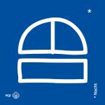 Nacht - VCP-Waldläuferzeichen