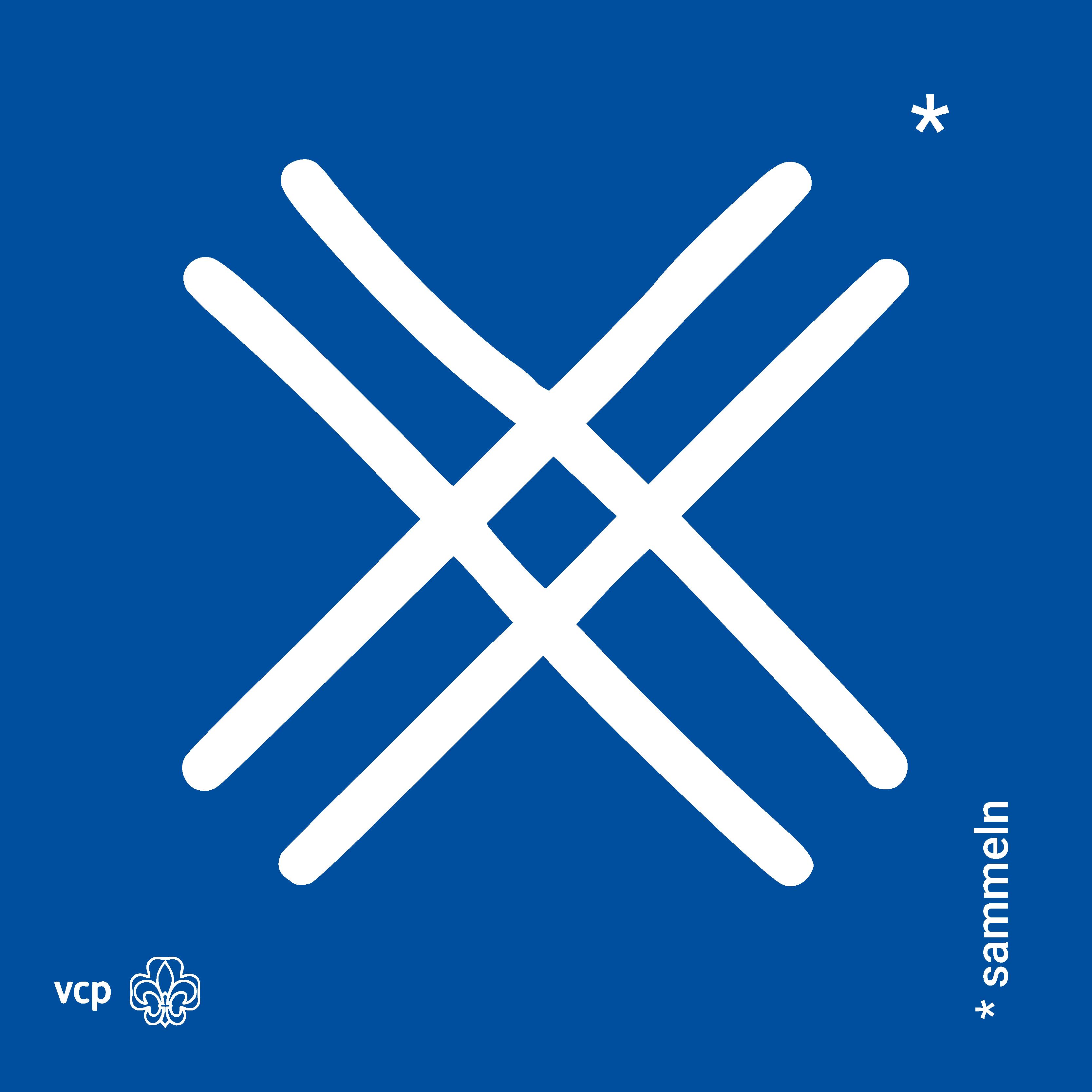 sammeln: VCP Waldläuferzeichen