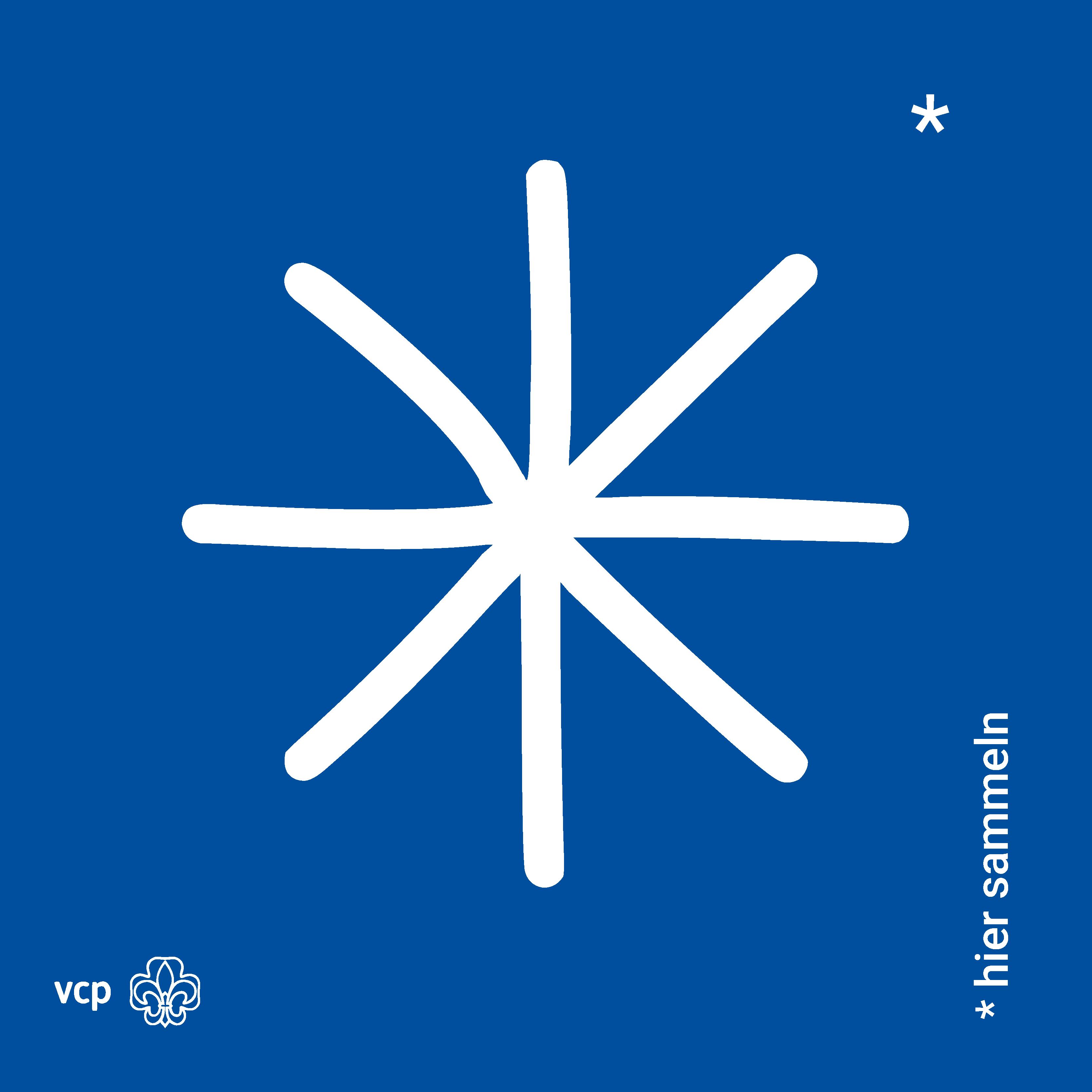 hier sammeln - VCP Waldläuferzeichen
