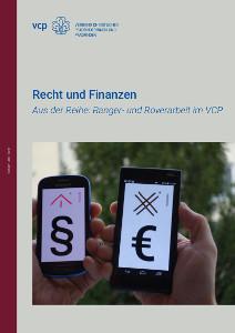 Recht und Finanzen aus der Reihe: Ranger- und Roverarbeit im VCP