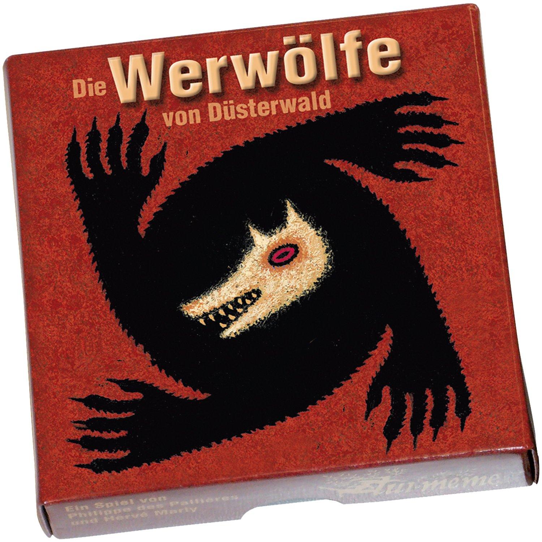 Kartenspiel Werwölfe
