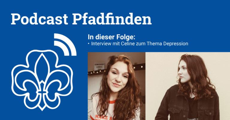 Podcast Pfadfinden zum Thema Depression