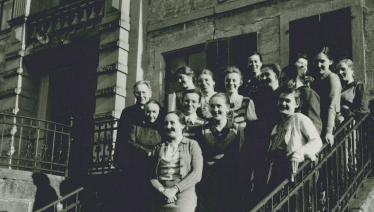 1942 Ostern Neugründung BCP