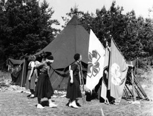 BCP Lager Feuerstein, 1949