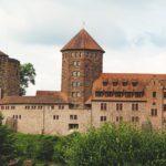 Panorama Burg Rieneck