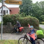 Fahrrdadhajk in Dänemark Bild5