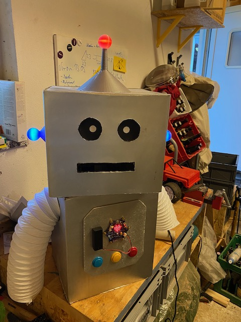 Scoutlab-Training Roboter