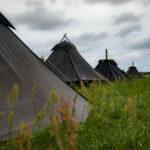 Lager aus Kohten Foto: Natascha Sonnenberg